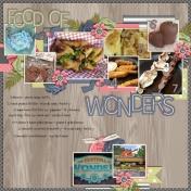 food of wonders
