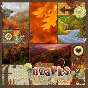 fall in ozarks