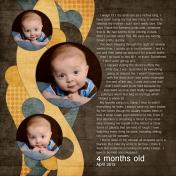 Emmett 4 Months