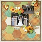 Vicki & Paul- The Wedding Party