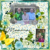 Yvonne, Ian & Michael