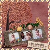 Charlene, Matthew & Jayden