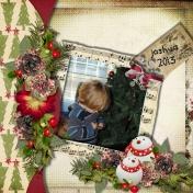 Joshua- Christmas Morning