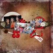 Diane & Family