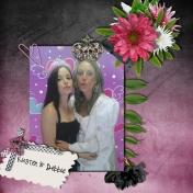 Kirsten & Debbie