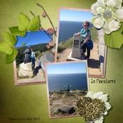 Diane- Finesterre, Spain