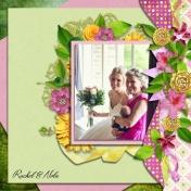 Rachel & Nola