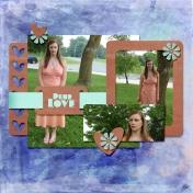 Jess's Graduation Day!