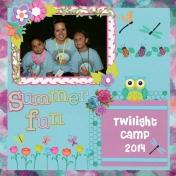 Twilight Camp 2014
