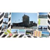 Le port de la Rochelle- La Rochelle's Harbor