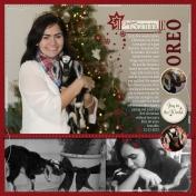 Oreo For Christmas