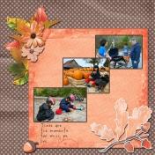 Camping Moments