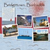 Bridgetown, Barbados (left)