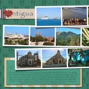 Antigua (left)