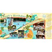 Annali's Birthday (1-2)