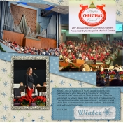 Mayor's Christmas Concert (left)