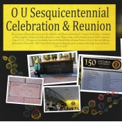 OU Sesquicentennial Celebration & Reunion (Left)