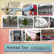 Montreal Tour (left)