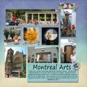 Montreal Arts