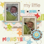 My Little Monster ~ Alexander