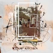 Grandma's Camp Kitchen