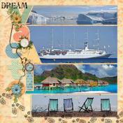 Dream Vacation Left