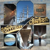 London, the Cutty Sark 2