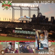 Oly Night @ the Mariner's