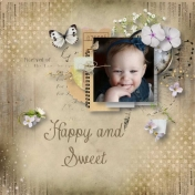 Happy and Sweet