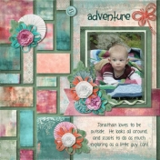 Adventure for Jonathan