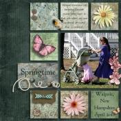 Springtime in Walpole
