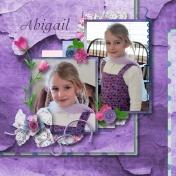 Abigail Sweetheart