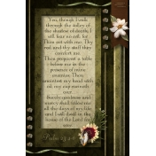 Psalm 23:4-6