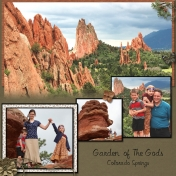 First Visit to Garden of the Gods