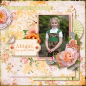 Abigail- Joy Of The Father