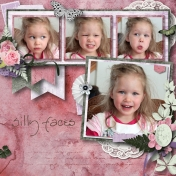 Emma's Silly Faces