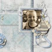 My Sweet Little Caleb