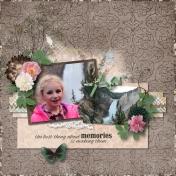 Making Memories- 8-17 GS template challenge