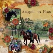 Abigail on Esau
