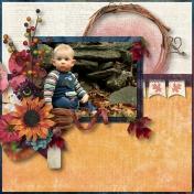 Little Jonathan- almost 1