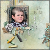 Little Buddy Stephen