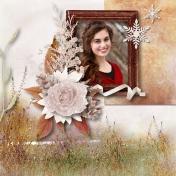 Deborah's Winter Woodland