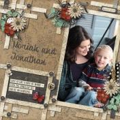 Moriah and Jonathan