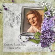Grandma Elaine Pena