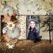 Keziah in the Woods