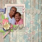 Nelson and Elaine Peña