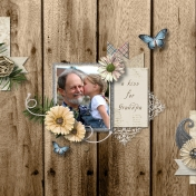 A Kiss for Grandpa