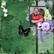 Siblings- Dad and Aunt Carol