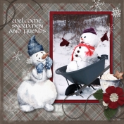 Welcome, Snowmen and Friends