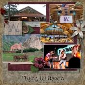 Flying W Ranch, COS